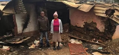 Villagers accuse 78-year-old woman of witchcraft, burn her house and beat her to death