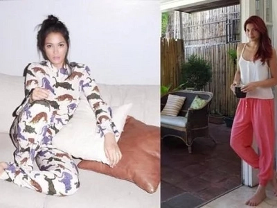 They sleep like this! 7 Pinay celebs na keri pa ring rumampa kahit naka-pajama!