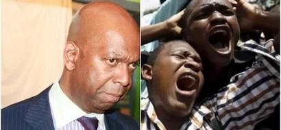 Agony as Safaricom system go down