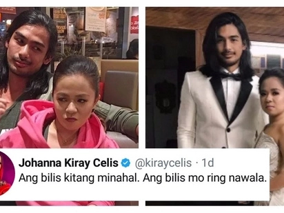 Kiray Celis posts heartbreaking hugot messages on social media! Is she talking about Kirst Viray?