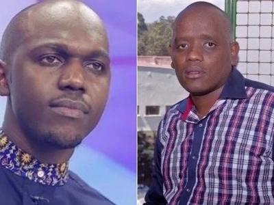 Larry Madowo na Dennis Itumbi katika 'vita vikali' kuhusu fomu 34A za IEBC (picha)