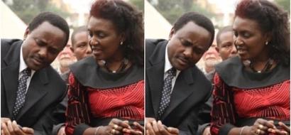 Hii hapa hotuba ya kusisimua ya bintiye Kalonzo kuhusu baba yake (picha)