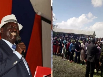 Raila Odinga's ODM disowns MP aspirant in Nairobi