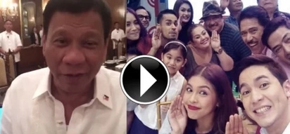 VIDEO: What does President Duterte has to say about 'Eat Bulaga?'