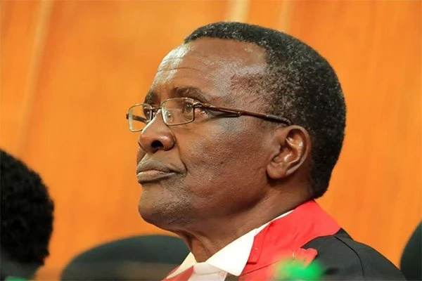Lawyer initiates process to kick Maraga out of office