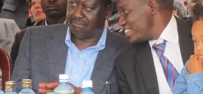 Raila skips Moses Wetangula presidential bid launch in Kakamega