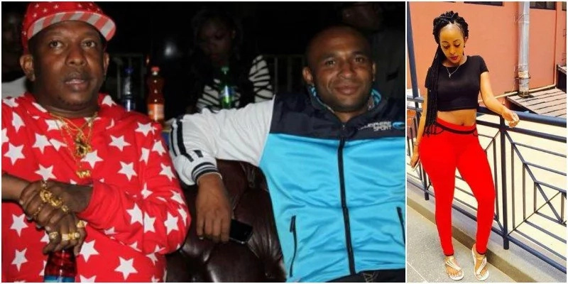 Nairobi businessman confirms his relationship with socialite