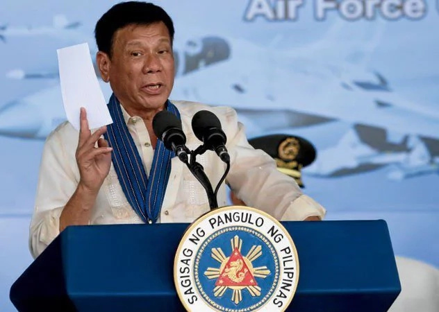 Duterte threatens to leave the UN, defends war against drugs