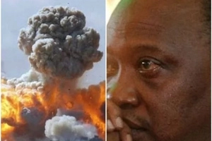 Uhuru has this to say after a deadly bomb attack killed 22 people