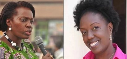 Martha Karua's WARM message to Raila Odinga's daughter who is sick is EVERYTHING you need to see today