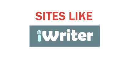 List of Sites like iWriter