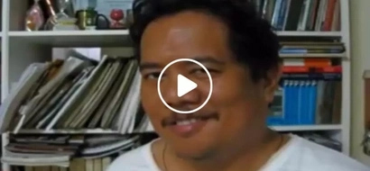 Netizens laughed at this Pinoy's 'creepy smile' video but they were shocked when they found out who he is