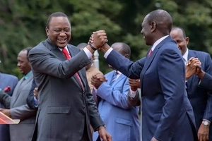 Letter from London: Too little too late for Uhuru Kenyatta