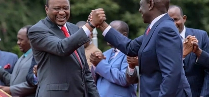 Uhuru Kenyatta at loggerheads with Raila Odinga over meeting each other