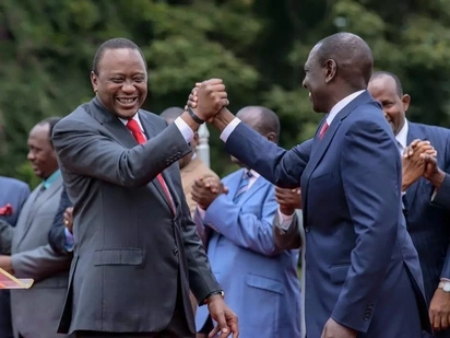 United Kingdom and South Sudan lead in congratulating Uhuru on his Supreme Court victory