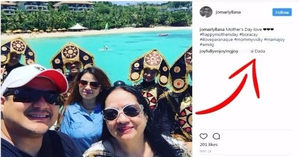 A recent IG post shows that Jomari Yllana's ex-wife - Aiko Melendez and his current girlfriend - Joy happens to have the same endearment for him!