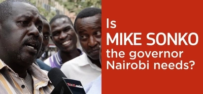 Kenyans react to Mike Sonko's scandalous TV interview with Hussein Mohamed