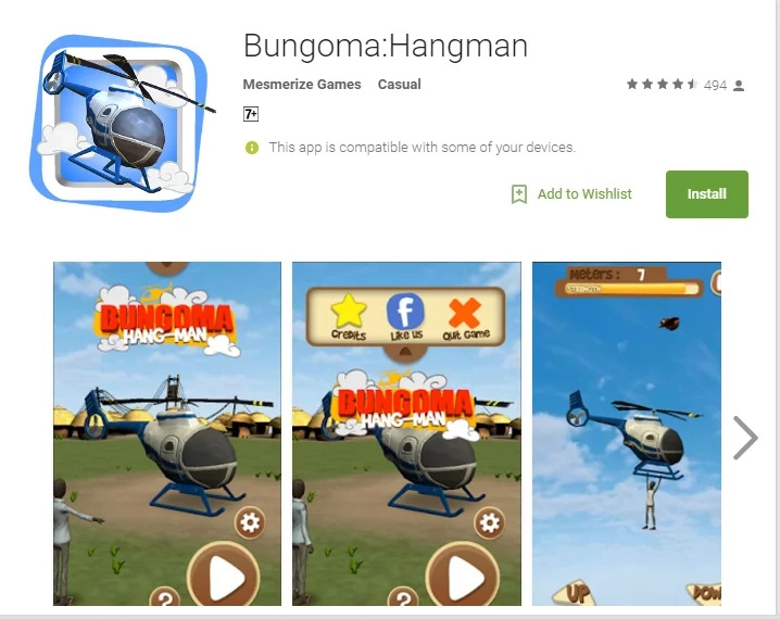 Bungoma James Bond gets immortalized through gaming app