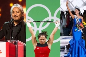 7 Successful Pinoys that amazed the world in 2016