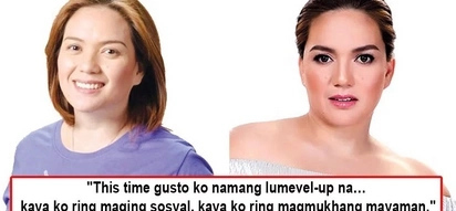 Kaya niya ang sosyalan! Sylvia Sanchez levels up, says goodbye to 'losyang nanay' roles, hello to 'Sylvia the socialite'