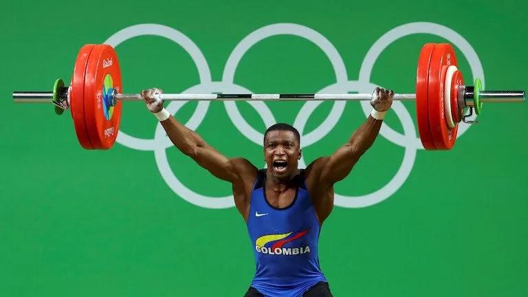 Celebridades que están felices por el oro en los Olímpicos
