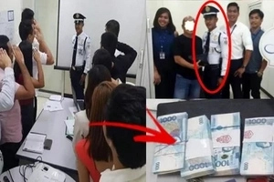 A Good Deed Deserves To Be Celebrated & Lauded. An Honest Security Guard Has Gone Viral Today As He Returns A Bag Filled With Half A Million Cash.