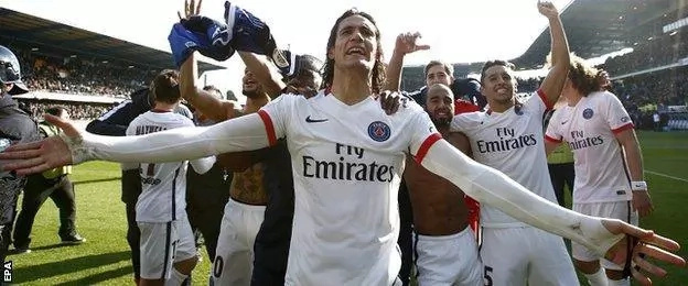 PSG win French league title for fourth consecutive year