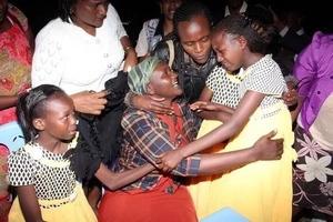 Machozi ya furaha! Mwanamke Mkenya anusuriwa kutoka Somali baada ya miaka (picha)
