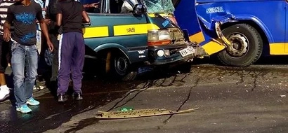 100 Passengers Escape Death By A Whisker At Kenyatta University