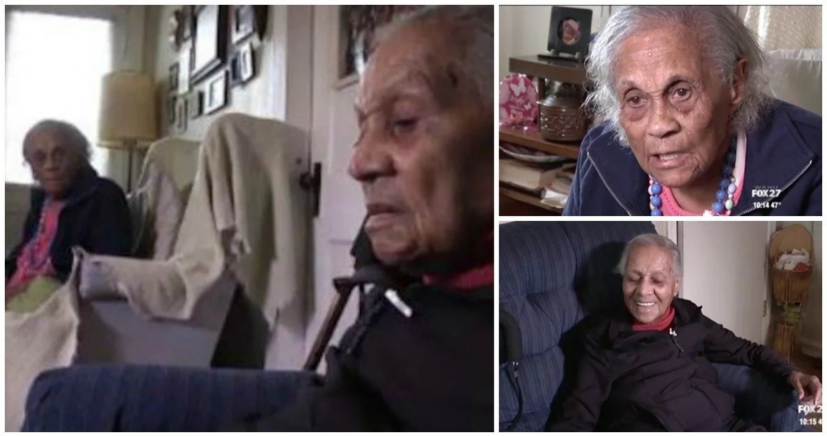 Meet two sisters who are celebrating their 103rd and 105th birthdays (photos)