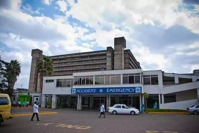 Mwanamke afariki dunia Dagoreti baada ya kuanguka kutoka ghorofani, kisa tunacho hapa