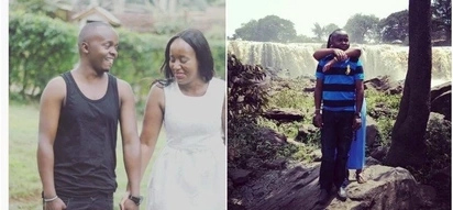 These two K24 journalist are madly in love and photos never lie