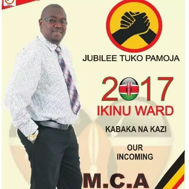 Another Jubilee politician goes MISSING just days after MP aspirant was 'kidnapped'