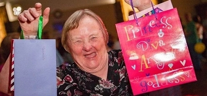 Doctors did not expect this woman to reach 75! Find out why