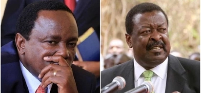 Mudavadi in NASA to stay, to battle it out with Kalonzo and Wetang'ula for 2022 ticket - leaders