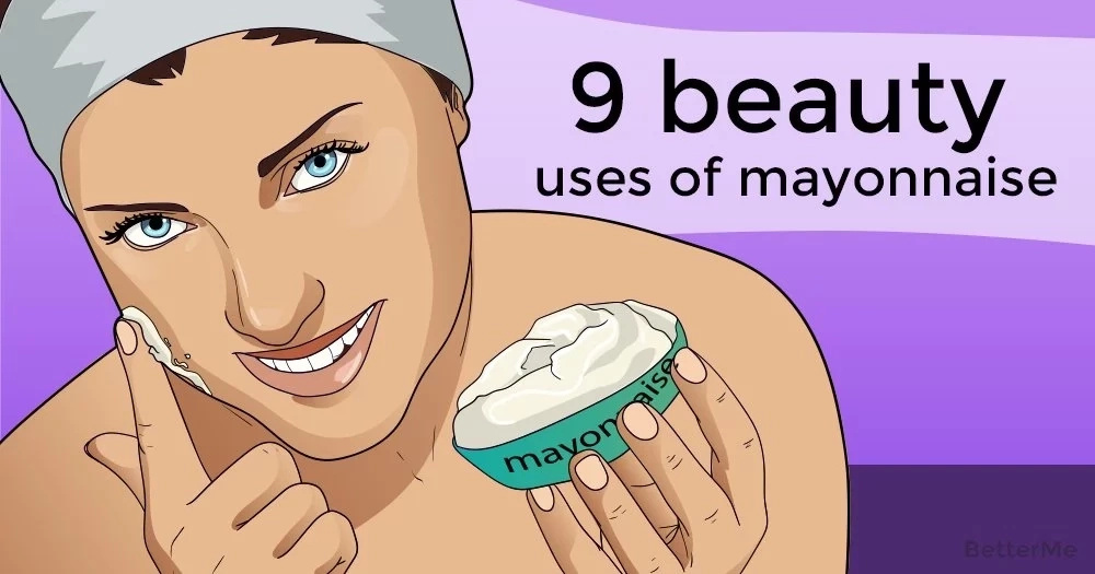 9 beauty uses of mayonnaise