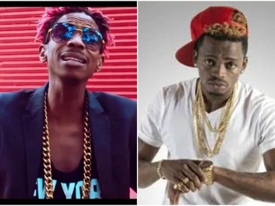 Eric Omondi copies Diamond Platinumz and you can't tell the difference