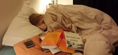 Mi esposo y yo dormimos en cuartos separados, y eso ha salvado nuestro matrimonio