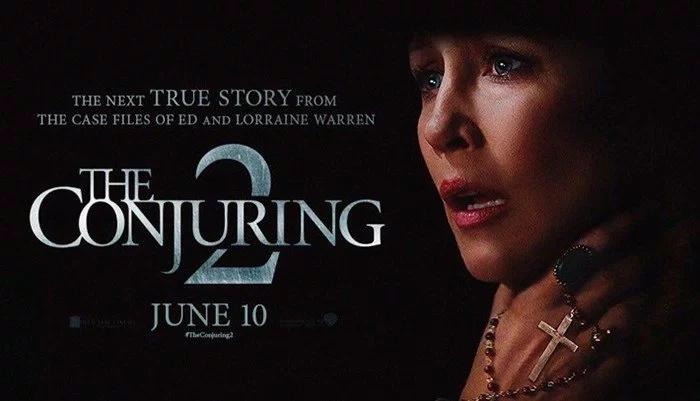 """Sucesos extraños en """"El conjuro 2"""" disparan la taquilla"""