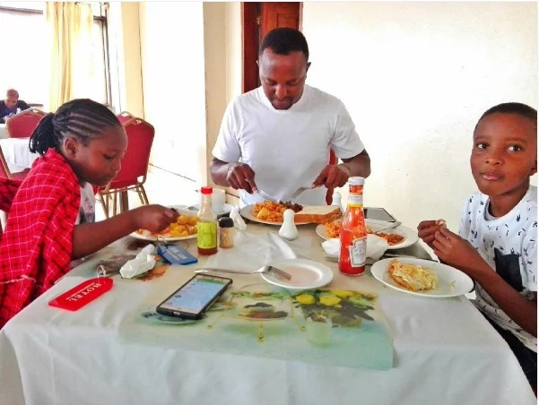 Meet Mzazi Willy M Tuva's wonderful family (photos)