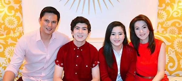 Carmina Villaroel and Zoren Legaspi recall love story on GGV