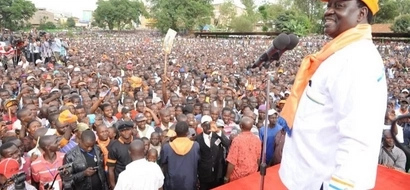 Raila: Cord Money Not For Teachers Salaries