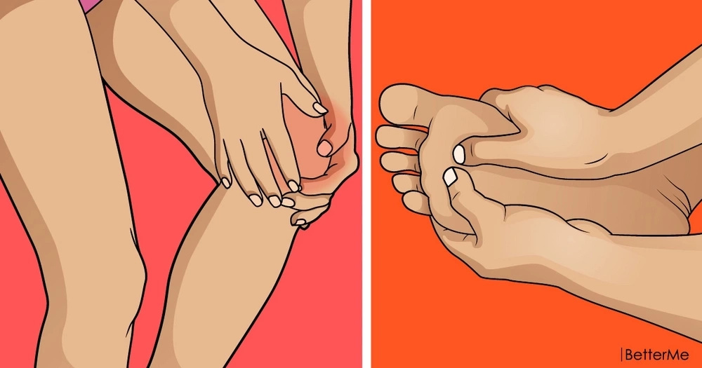 10 natural ways to cure aching feet and legs