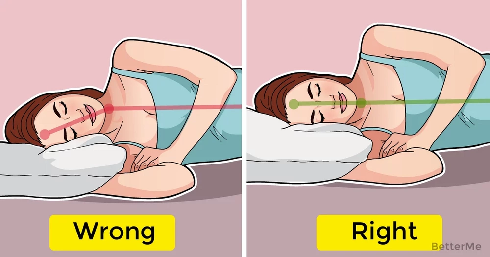 4 ways you're sleeping wrong and how to fix them