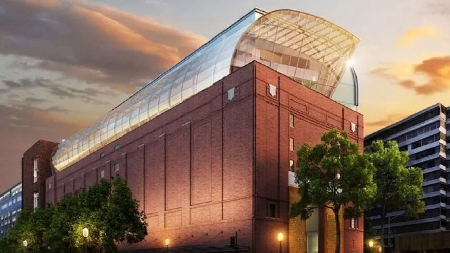 Museum of the Bible will be opened in Washington DC (photos)