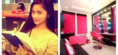 Kim Chiu's 6 pink rooms in her luxurious Quezon City house wow netizens! May salon pa siya sa loob ng bahay!
