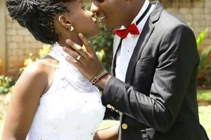 While celebrities are struggling to make their marriages last, this top comedian has the WARMEST message to his sweetheart after one year