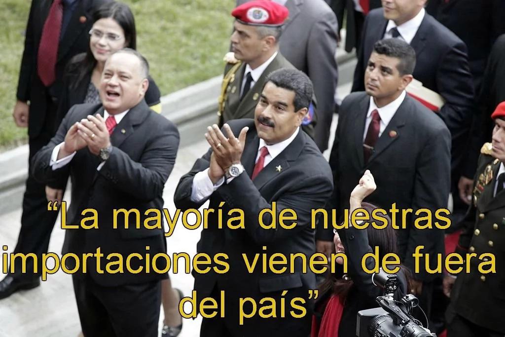 10 insólitas frases de Nicolás Maduro