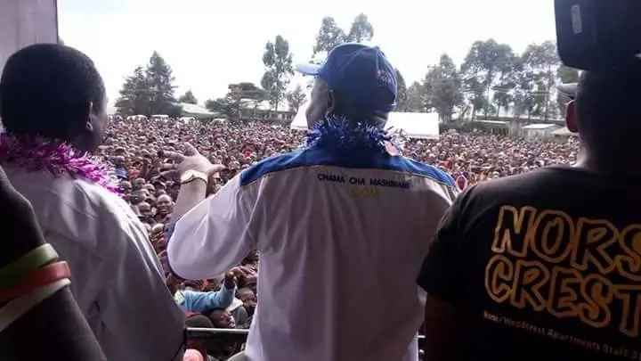 Isaac Ruto pulls multitudes as he seeks to wrestle votes from DP Ruto