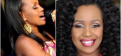 Veteran secular singer Amani dedicates her life to God and TUKO.co.ke has the details